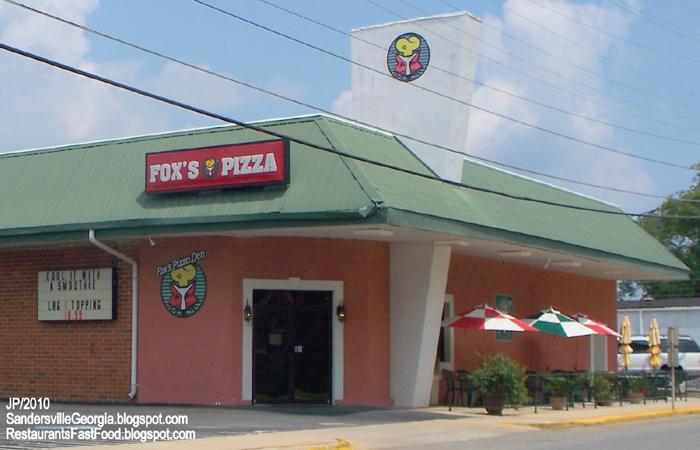 Fox`s Pizza Den Headquarters Photo