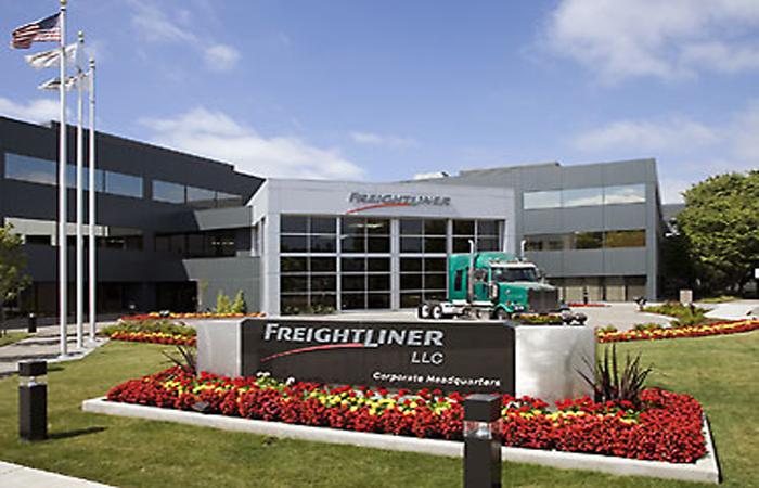 Freightliner Headquarters Photo