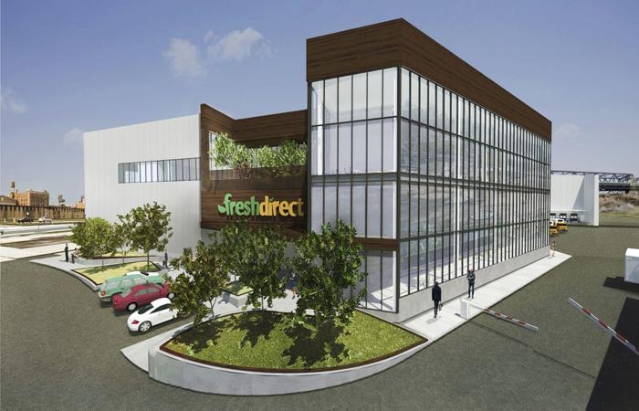 FreshDirect Corporate Office Photo