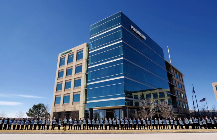 Frontier Airlines Corporate Office Photo