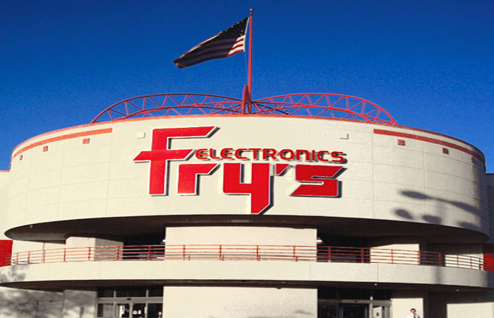 Frys Electronics Headquarters Photo