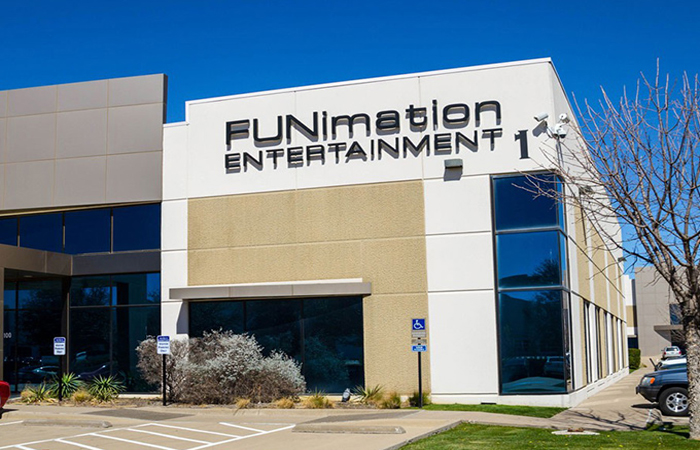 Funimation Headquarters Photo