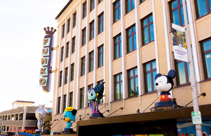 Funko Headquarters Photo