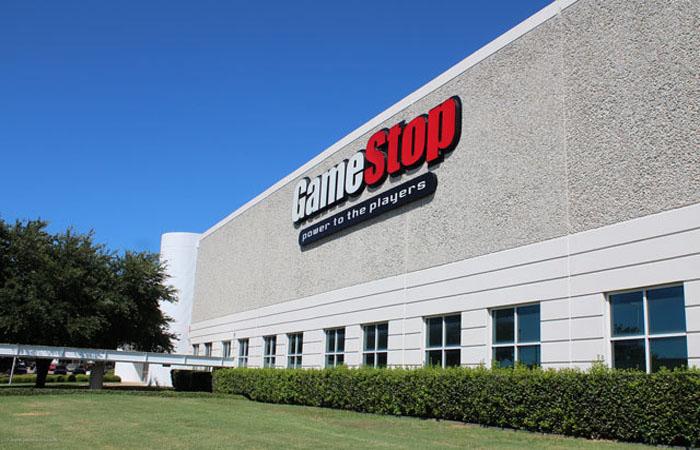 Gamestop Corporate Office Photo