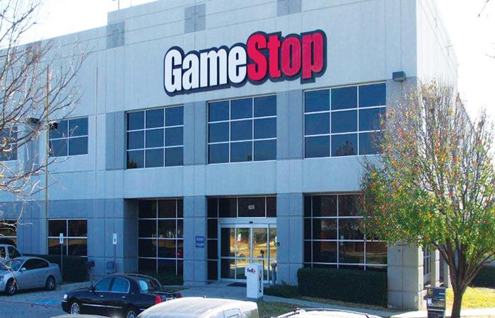 Gamestop Headquarters Photo