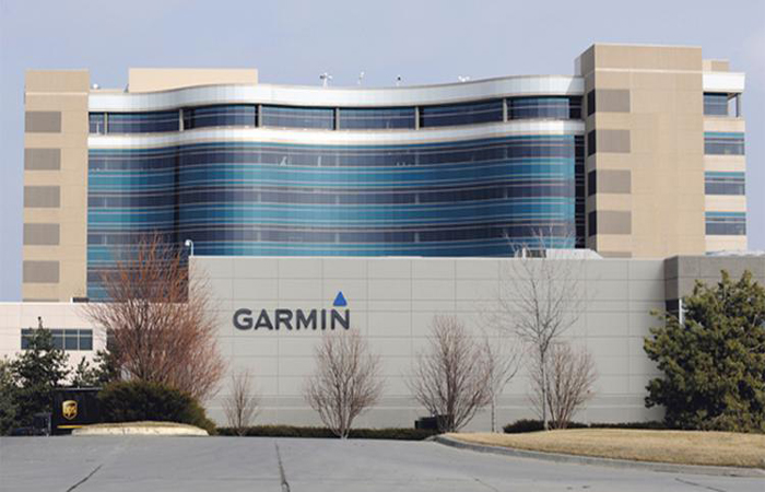 Garmin Corporate Office Photo