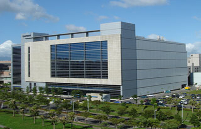 Garmin Headquarters Photo