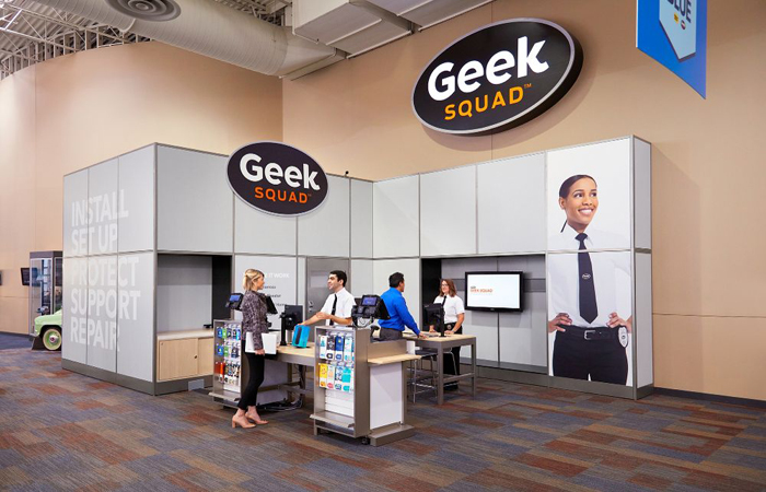 Geek Squad Corporate Office Photo
