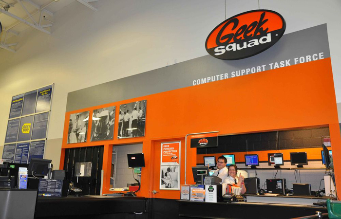 Geek Squad Headquarters Photo