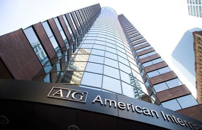 Aig Headquarters Photo