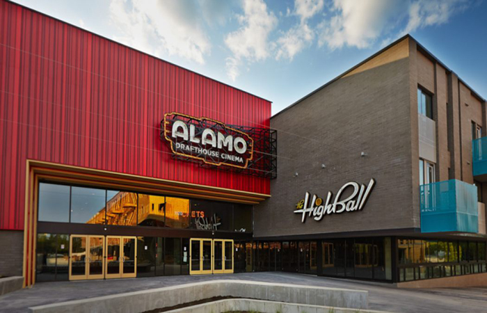 Alamo Drafthouse Cinemas Headquarters Photo