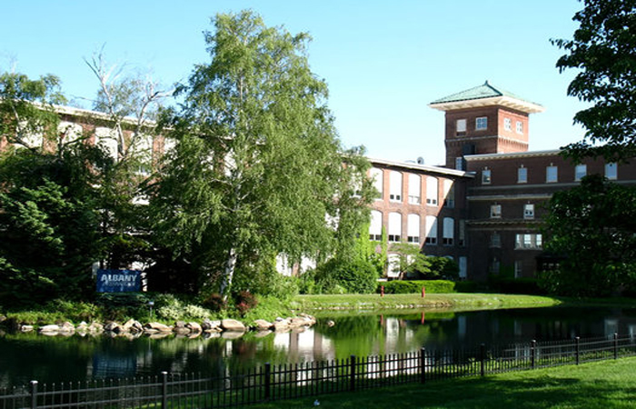 Albany International Corp Headquarters Photo
