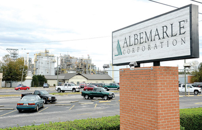 Albemarle Corp Headquarters Photo