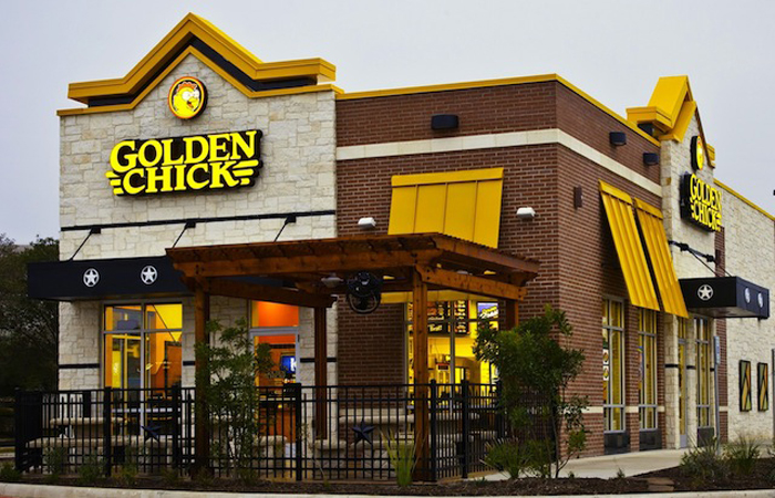 Golden Chick Headquarters Photo