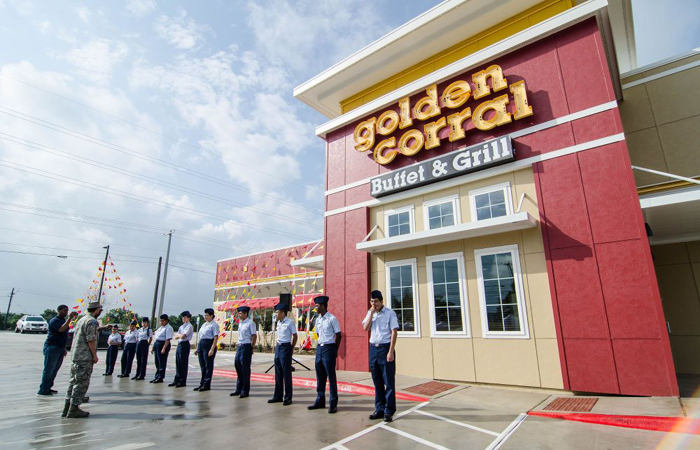 Golden Corral Headquarters Photo