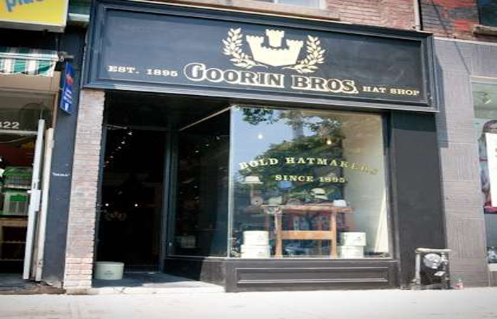 Goorin Bros Headquarters Photo