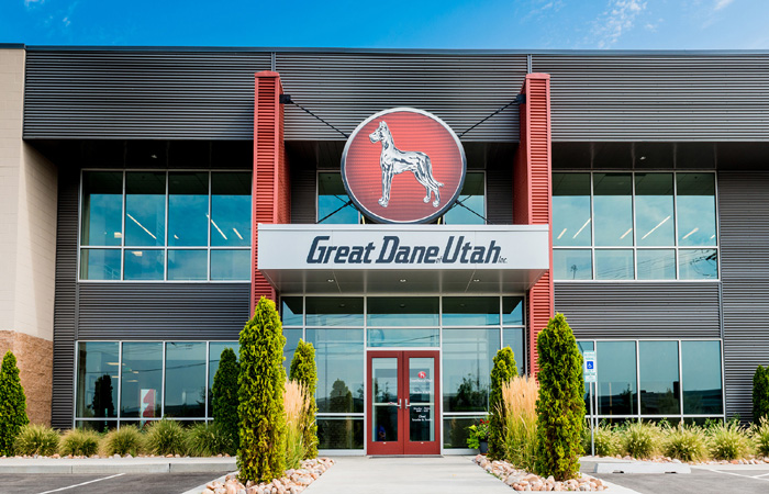 Great Dane Trailers Headquarters Photo