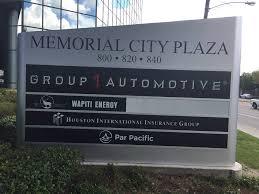Group 1 Automotive Headquarters Photo