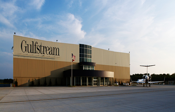 Gulfstream Headquarters Photo
