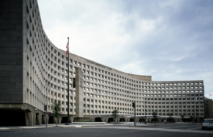 HUD Headquarters Photo
