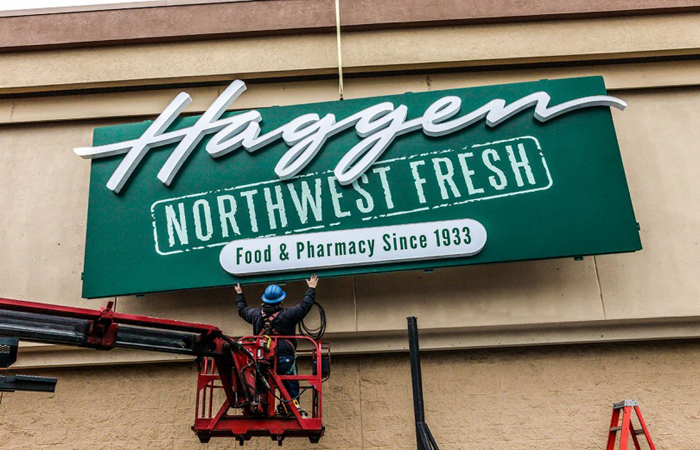 Haggen Headquarters Photo