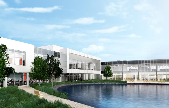 Halliburton Headquarters Photo