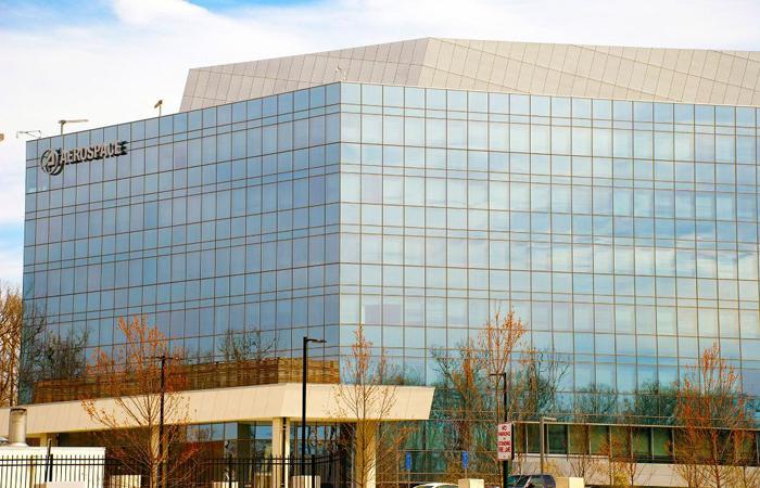 Hamilton Aerospace Corporate Office Photo