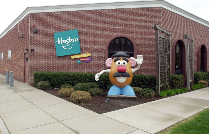 Hasbro Headquarters Photo
