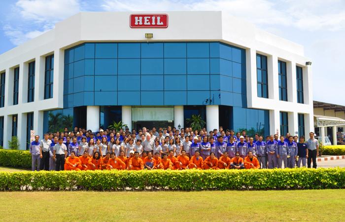 Heil Co Headquarters Photo