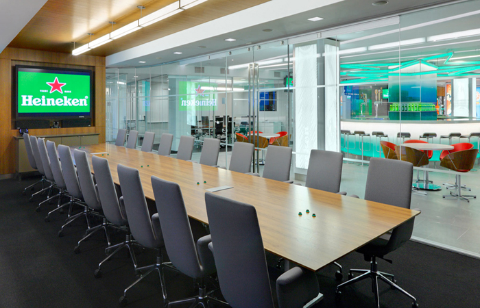 Heineken Corporate Office Photo