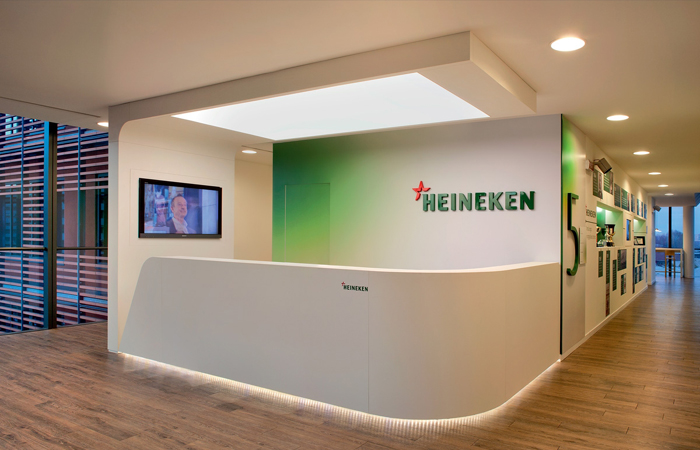 Heineken Headquarters Photo