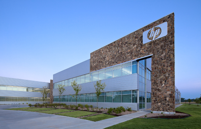 Hewlett Packard Corporate Office Photo