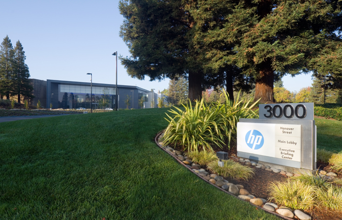 Hewlett Packard Headquarters Photo
