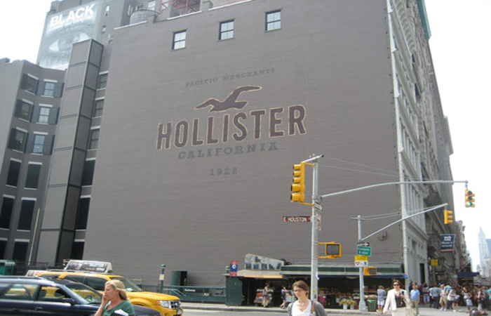 Hollister Corporate Office Photo