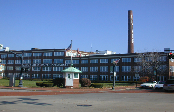 Hoover Headquarters Photo