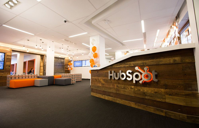 Hubspot Corporate Office Photo