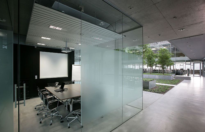 Hugo Boss Headquarters Photo