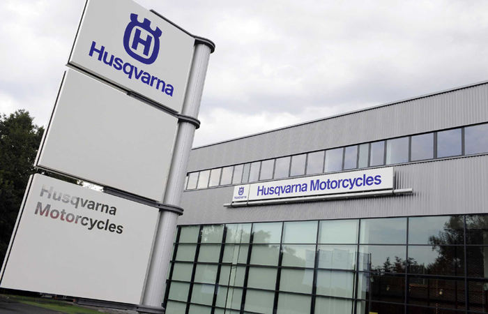Husqvarna Motorcycles Headquarters Photo