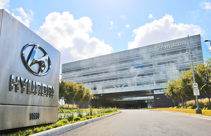 Hyundai Corporate Office Photo