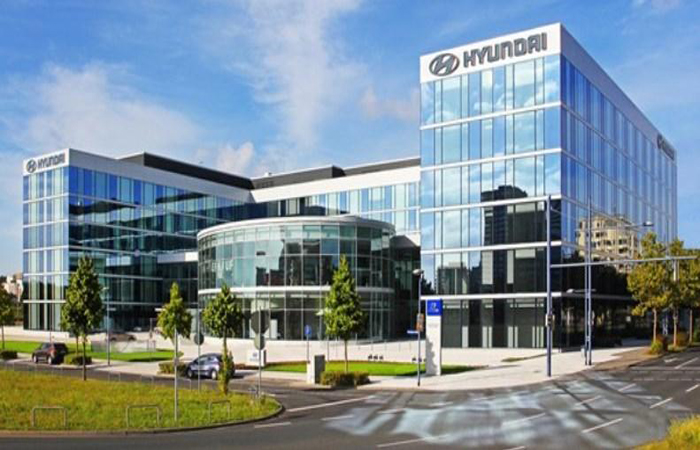 Hyundai Headquarters Photo