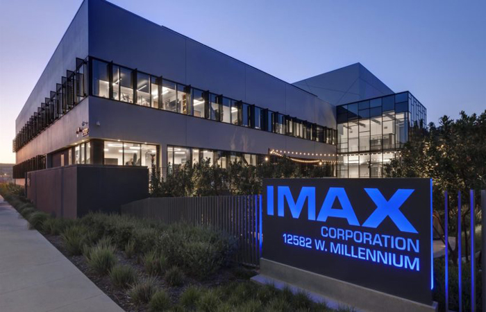 IMAX Corporate Office Photo