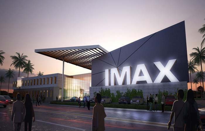 IMAX Headquarters Photo