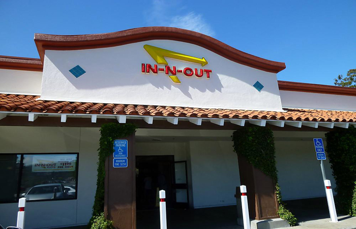 In N Out Burger Corporate Office Photo