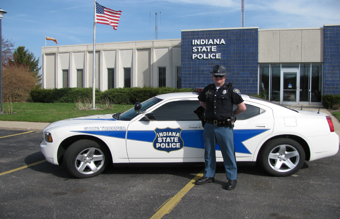 Indiana State Police Corporate Office Photo