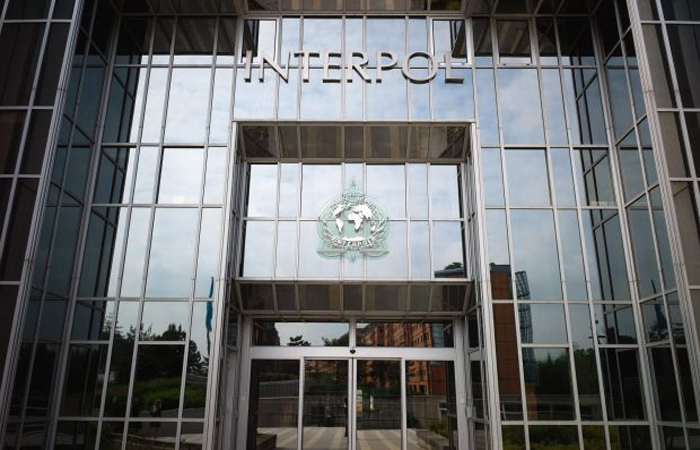Interpol Corporate Office Photo