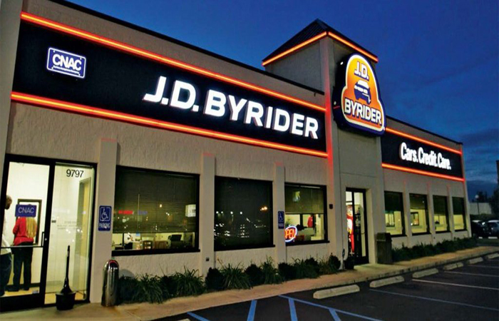 J. D. Byrider Corporate Office Photo