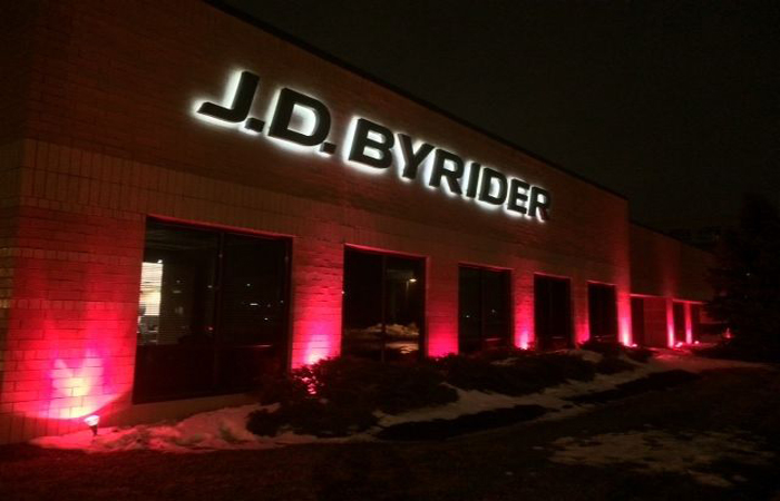 J. D. Byrider Headquarters Photo
