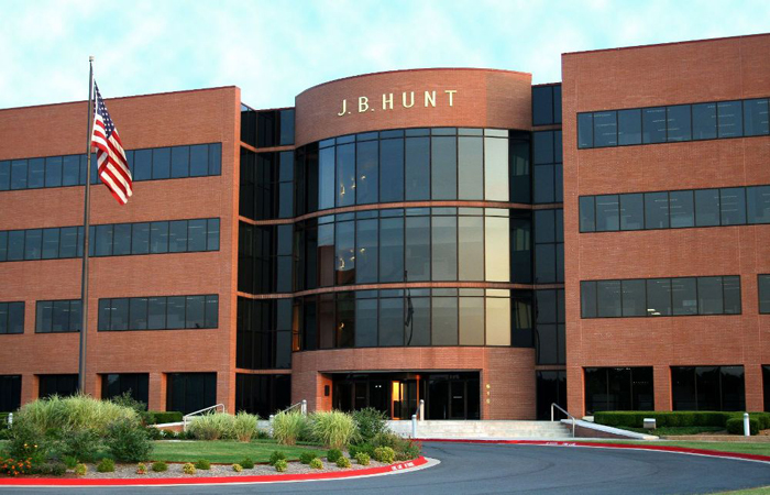 J.B. Hunt Headquarters Photo