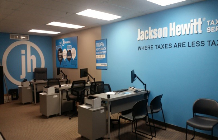 Jackson Hewitt Headquarters Photo