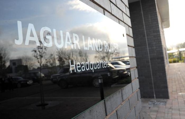 Jaguar Corporate Office Photo